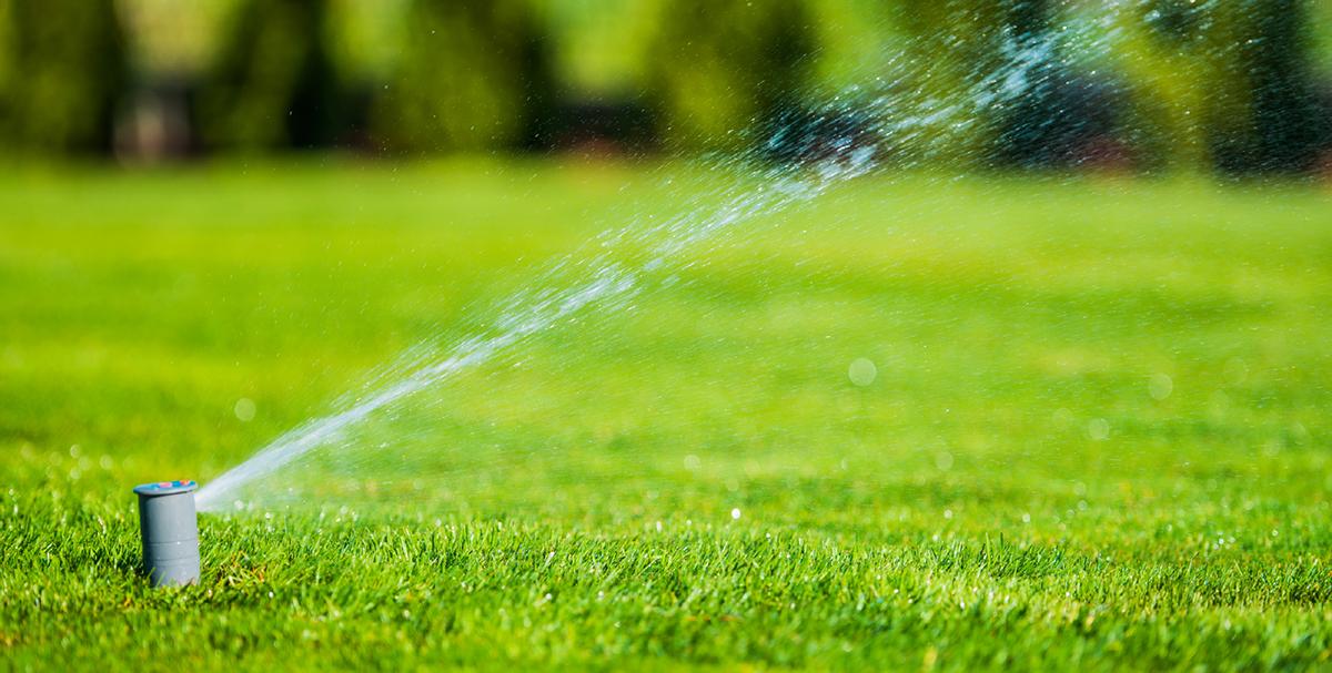 smart sprinklers