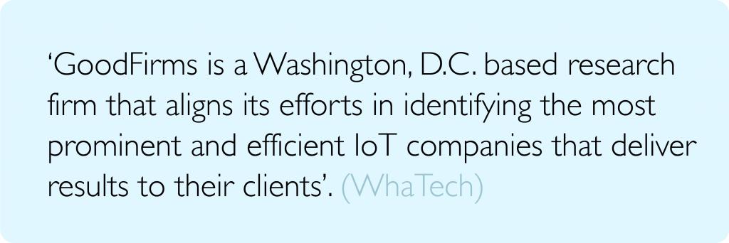 IoT expert opinion