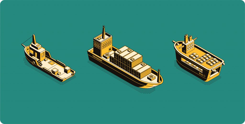 Sea transport
