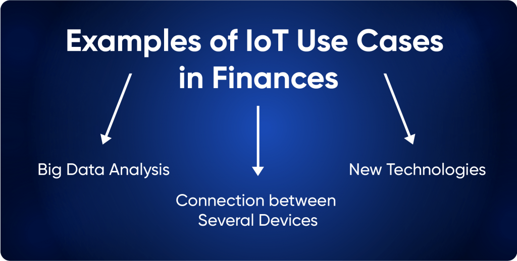 IOT Use in Finances