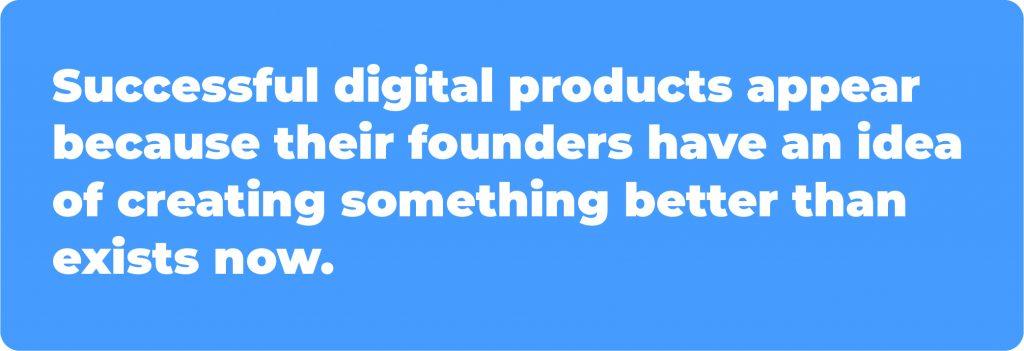 custom app development successful digital products
