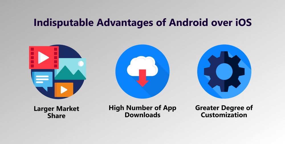 android advantages