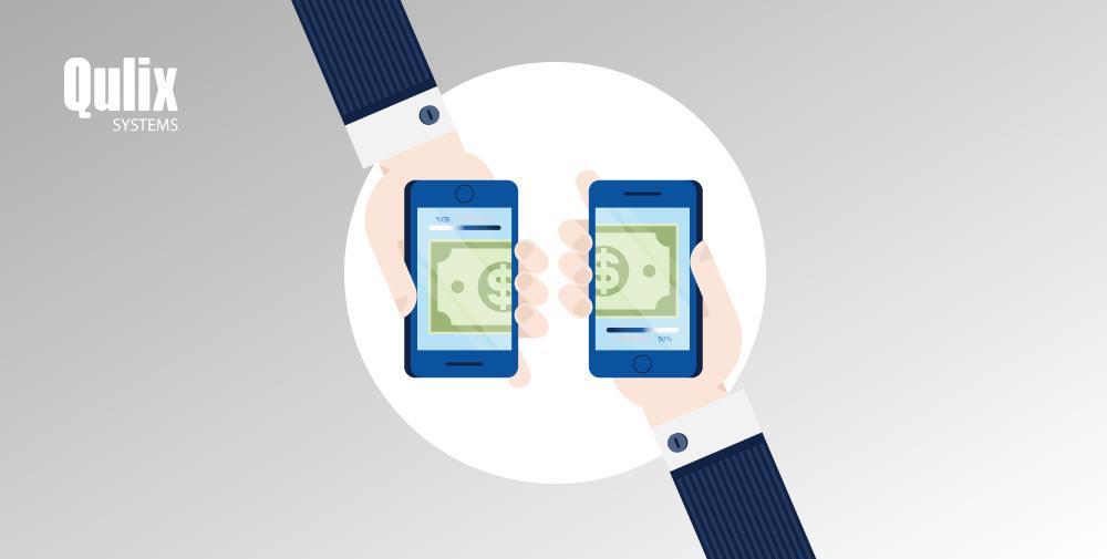 p2p mobile app