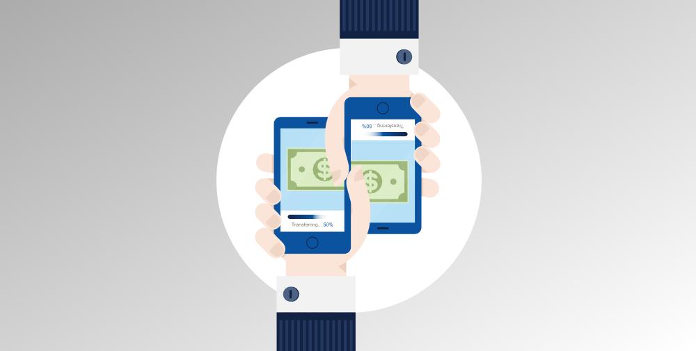p2p payment app