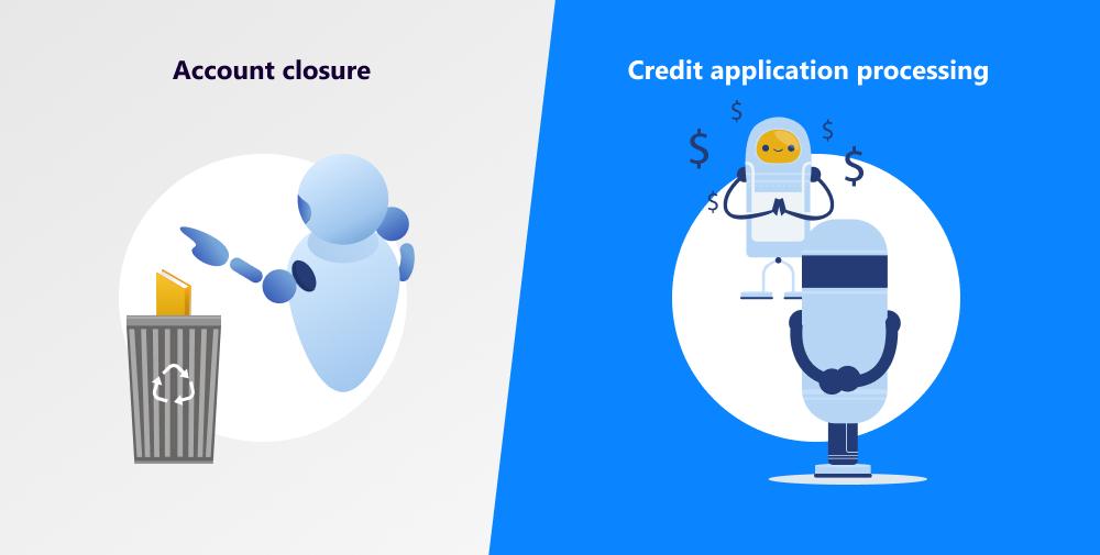 robotics in banking