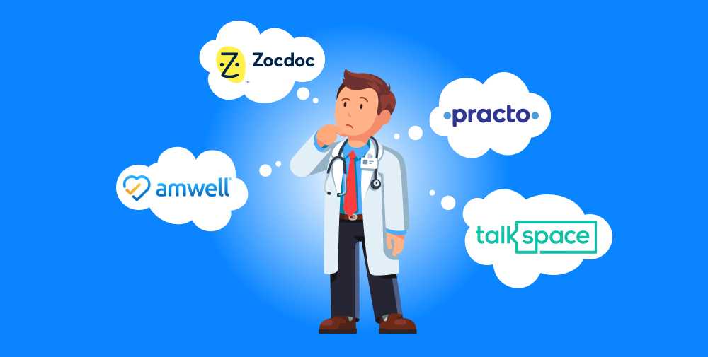 app for doctors appointments