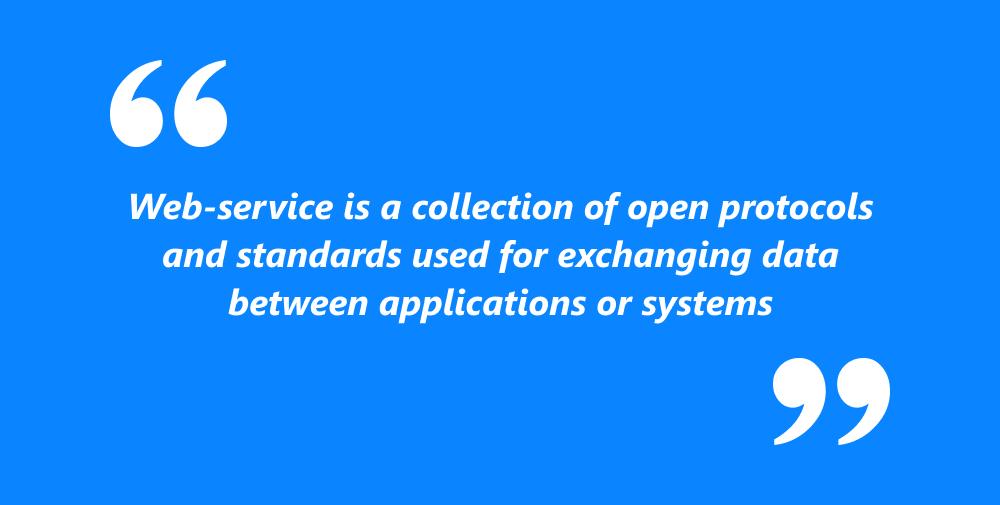 Web services vs microservices