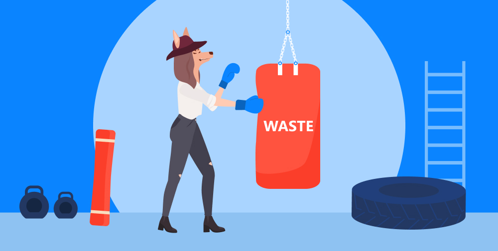 how to eliminate waste in lean development