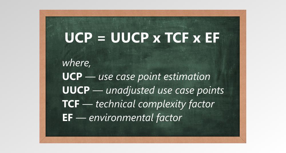 UCP formula