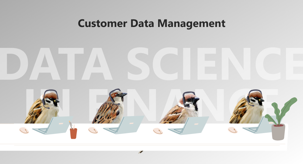 amounts of data