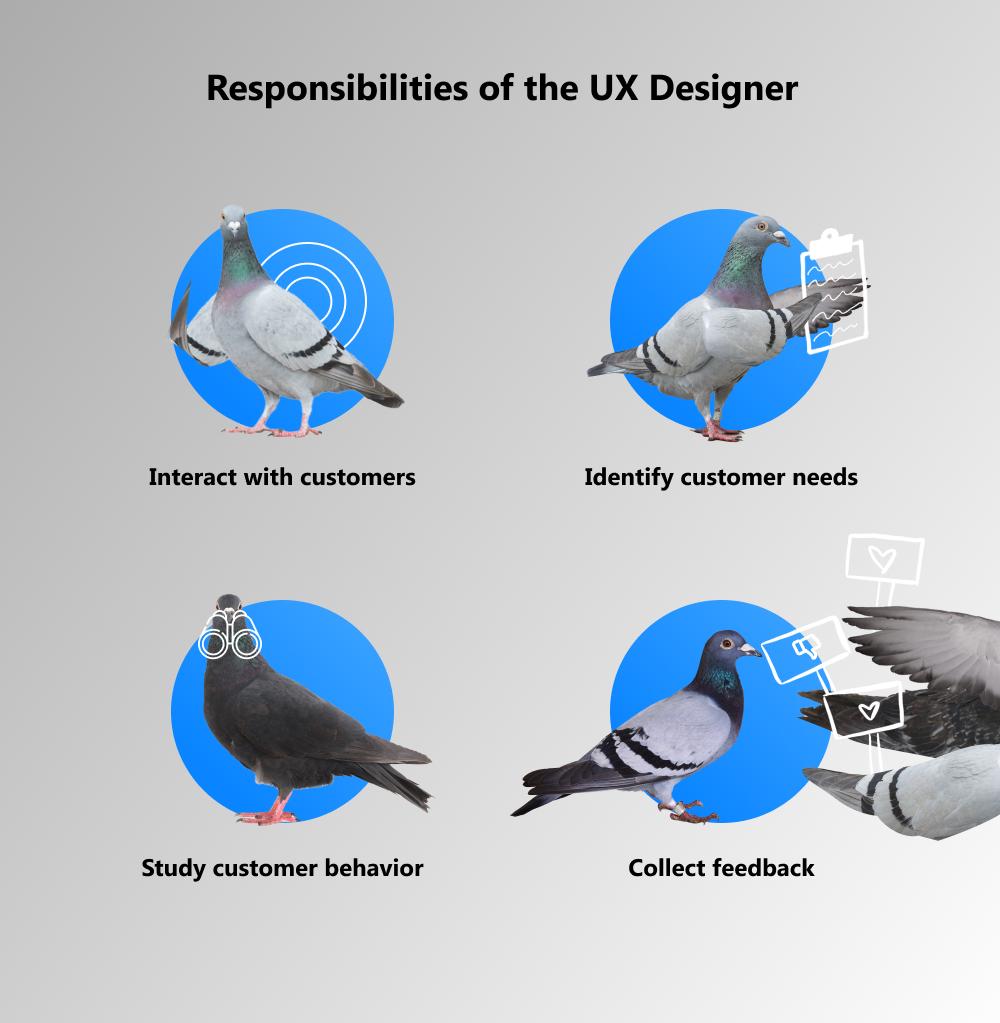 ux designers focus